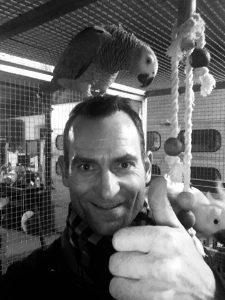 Dennis med grå jaco 2017