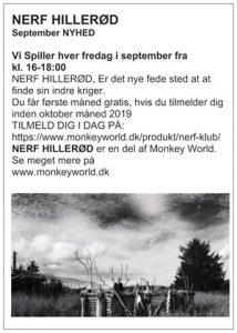 NERF HILLERØD