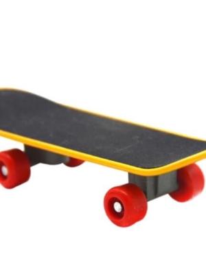 Skateboard til papegøjer