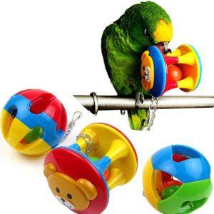 Legetøj til Papegøjer