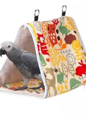 Sovehule til papegøjer