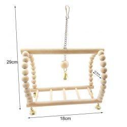 Hængebro fugle legetøj