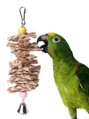 Fugle legetøj med bjælde