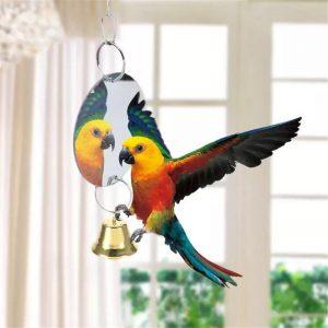 Spejle til fugle