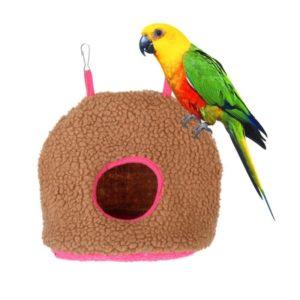 Sovehule til små papegøjer