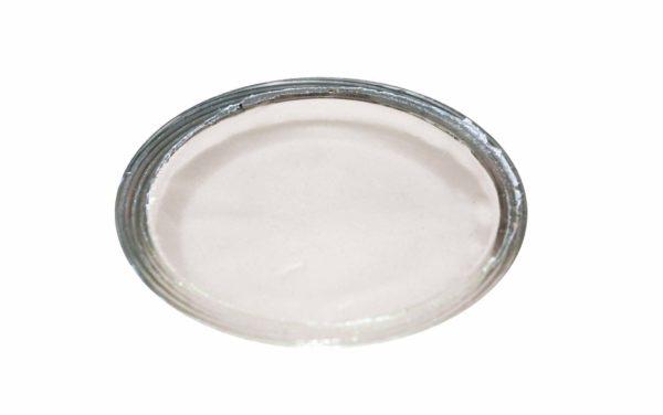 White protein jelly
