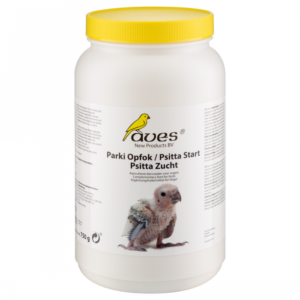 Aves Psitta Start opmadnings foder