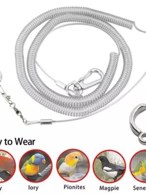 Fleksibel flyvesele med smykke