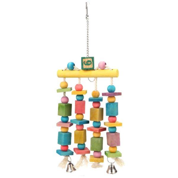 Papegøje træ legetøj