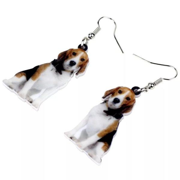Beagle øreringe
