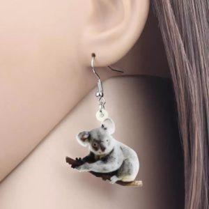 Ørering med Koalabjørn