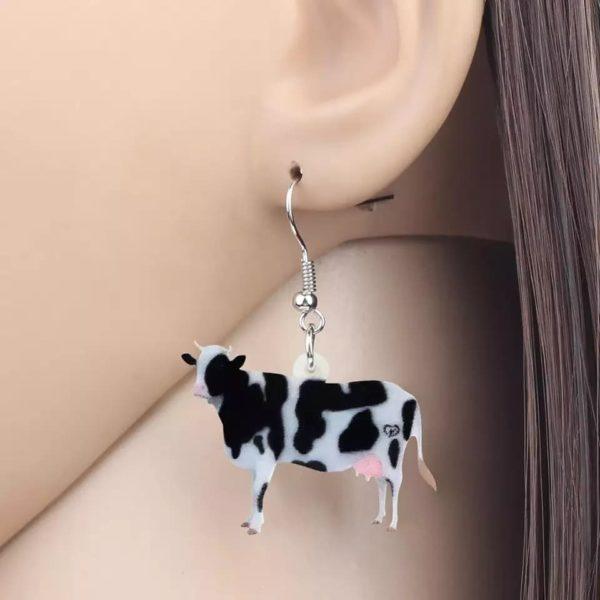Ørering med ko