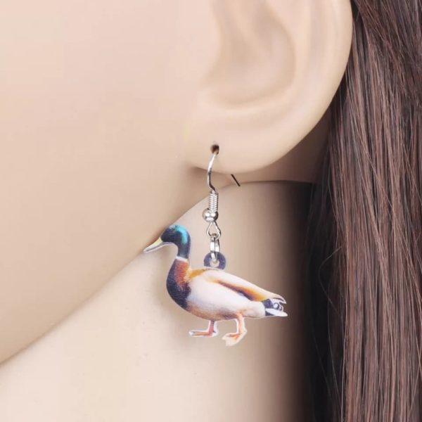 Ørering med ænder