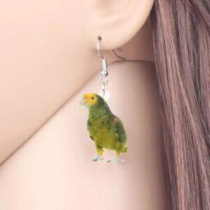 Amazone papegøje ørering