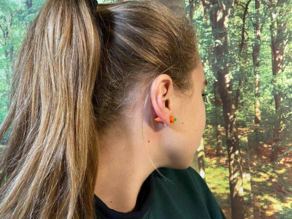 Gulerod ørering