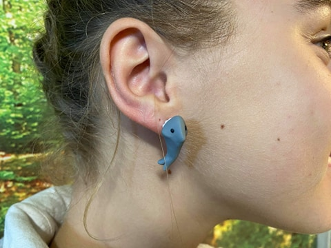 Haj øreringe