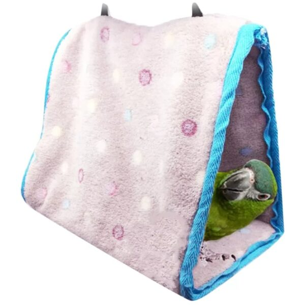 Sovehuler til papegøjer