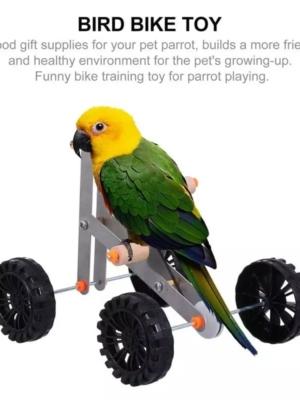 4 hjulet fugle cykel
