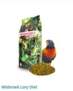 lorry diet pellets